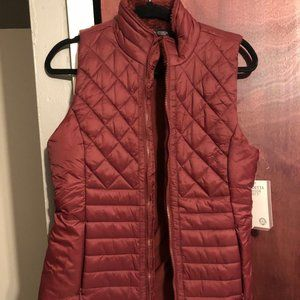 Mondetta outdoor project vest size L NWT